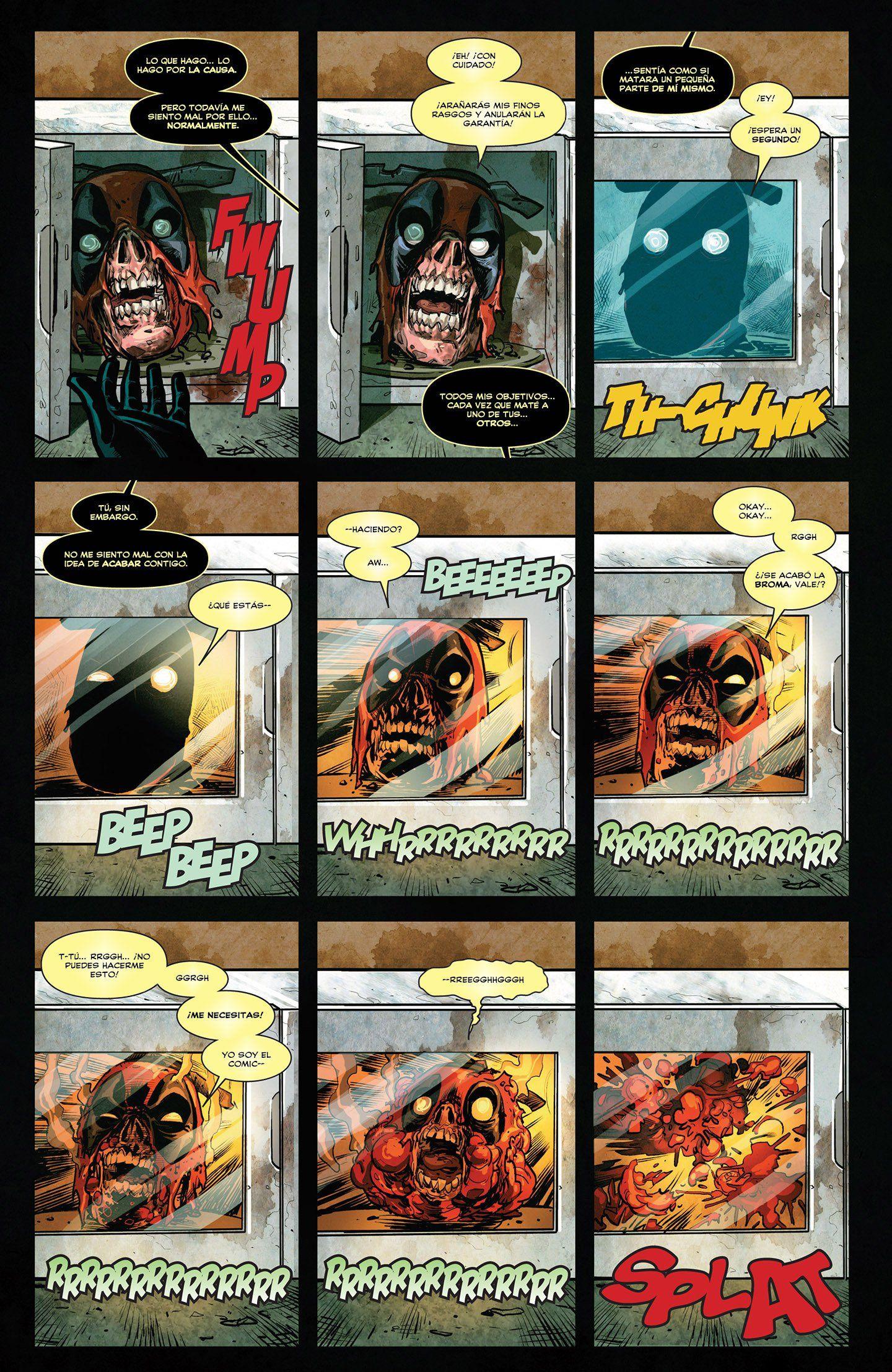Deadpool mata a Deadpool 1# [Español] [Comic Marvel]