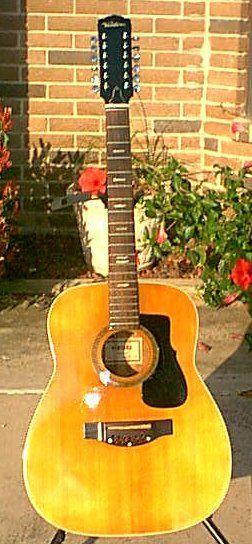 Ventura V 16 12 String Music Pinterest Guitar Music And