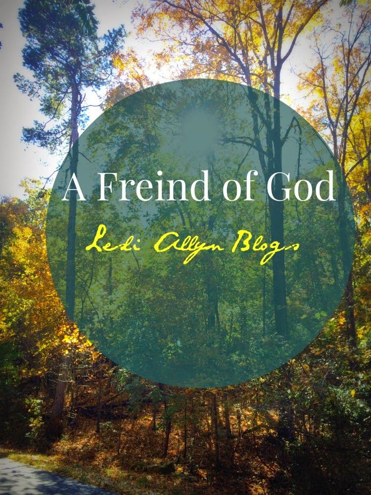 #NEWPOST A Friend of God  Today on the  blog we  talk about  we talk about how sometime we  have  a self centered relationship with God.  He desires be apart of our life  for so much more  than to answer our prayers.  http://lesliallynblogs.blogspot.com/2015/01/a-friend-of-god.html #FaithBuilder #Devotional #ChristianBlog #AFreindofGod #PleaseShare #FreelanceWriter #Repin