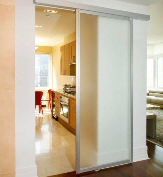 13 Puertas de cristal para cocinas