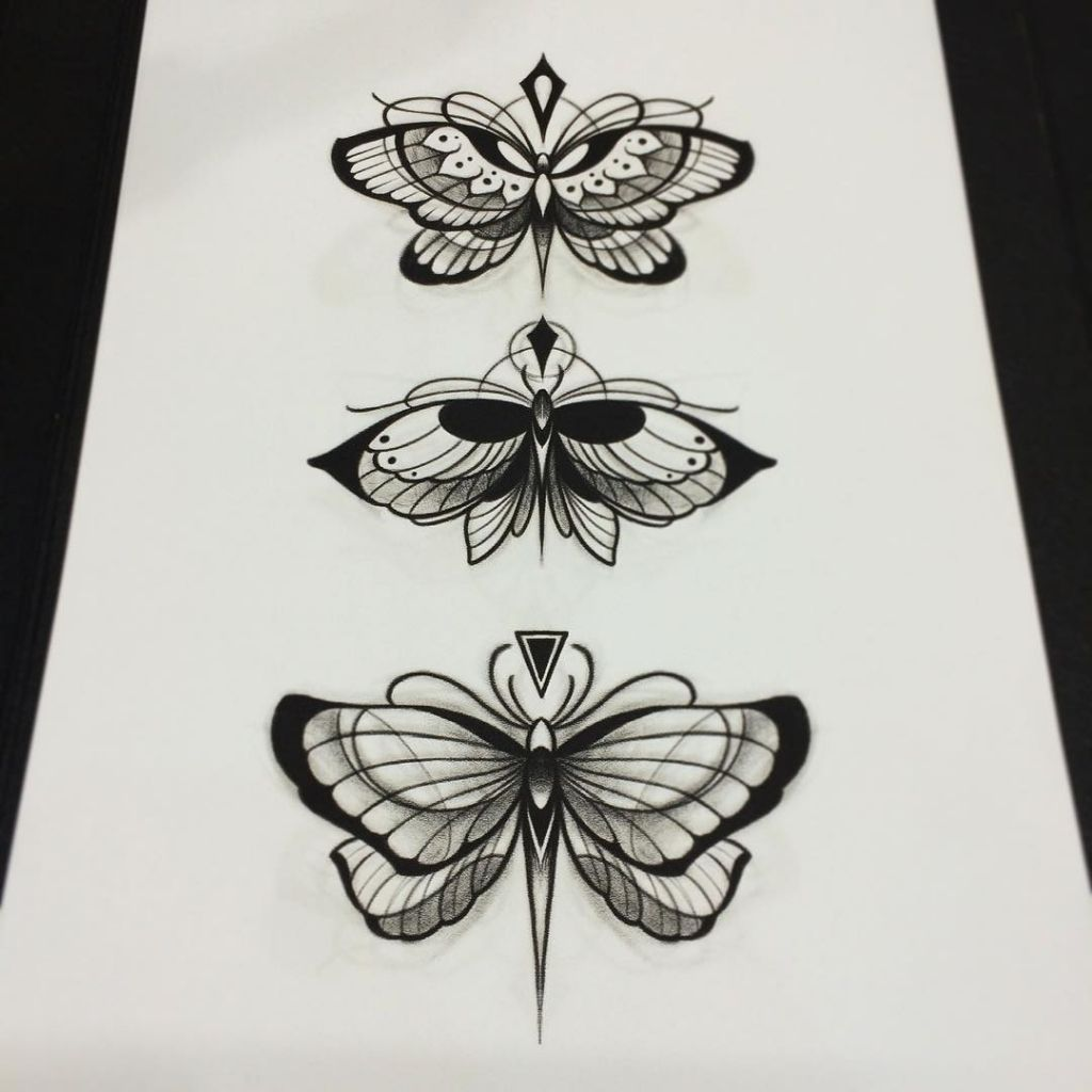 bildergebnis f r traditional butterfly tattoo art pinterest t towierung skizzen kompass. Black Bedroom Furniture Sets. Home Design Ideas
