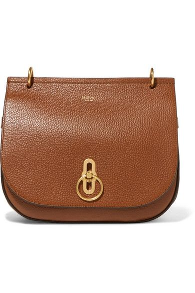 4d9185b507 Mulberry - Amberley Textured-leather Shoulder Bag - Tan