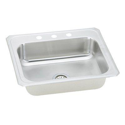 Elkay Celebrity Bowl Single Basin Kitchen Sink | *Plumbing Fixtures ...