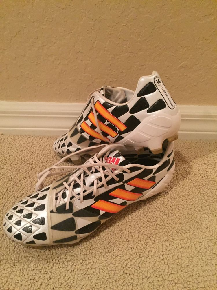 4596835829 Adidas Predator Absolion Instinct FG Battle Pack World Cup Soccer Cleat  Size 9.5.