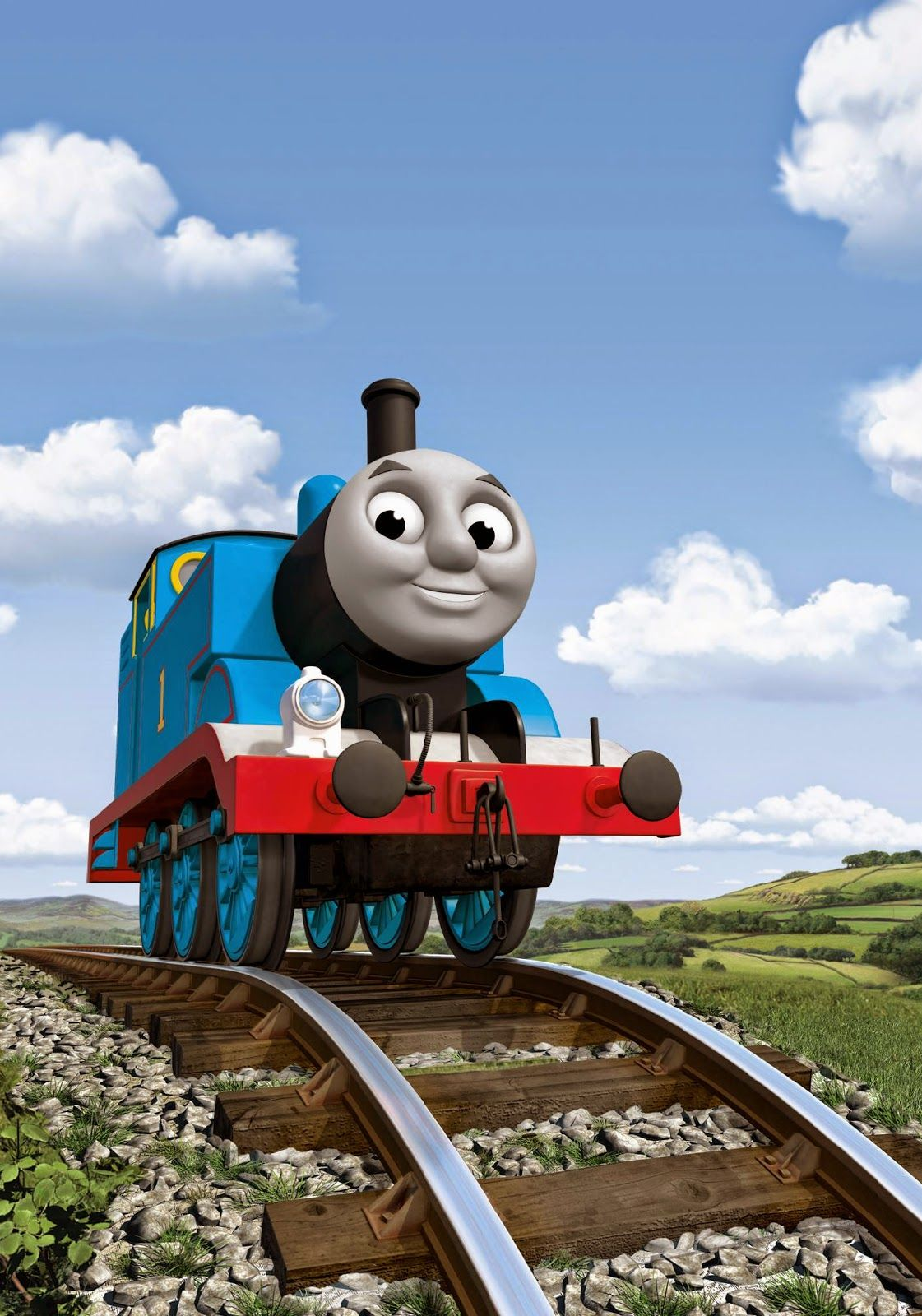 Thomas and Friends Wallpaper HD   HD Wallpapers   Pinterest   Hd wallpaper and Wallpaper