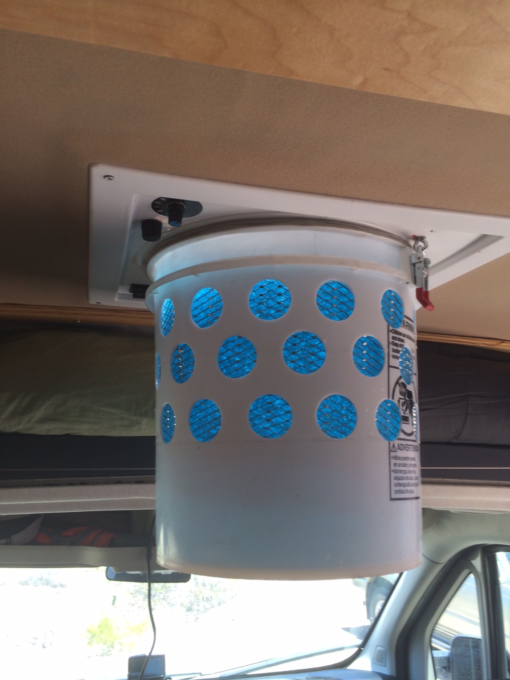 Cooling And Air Conditioning For A Camper Van In 2020 Camper Van