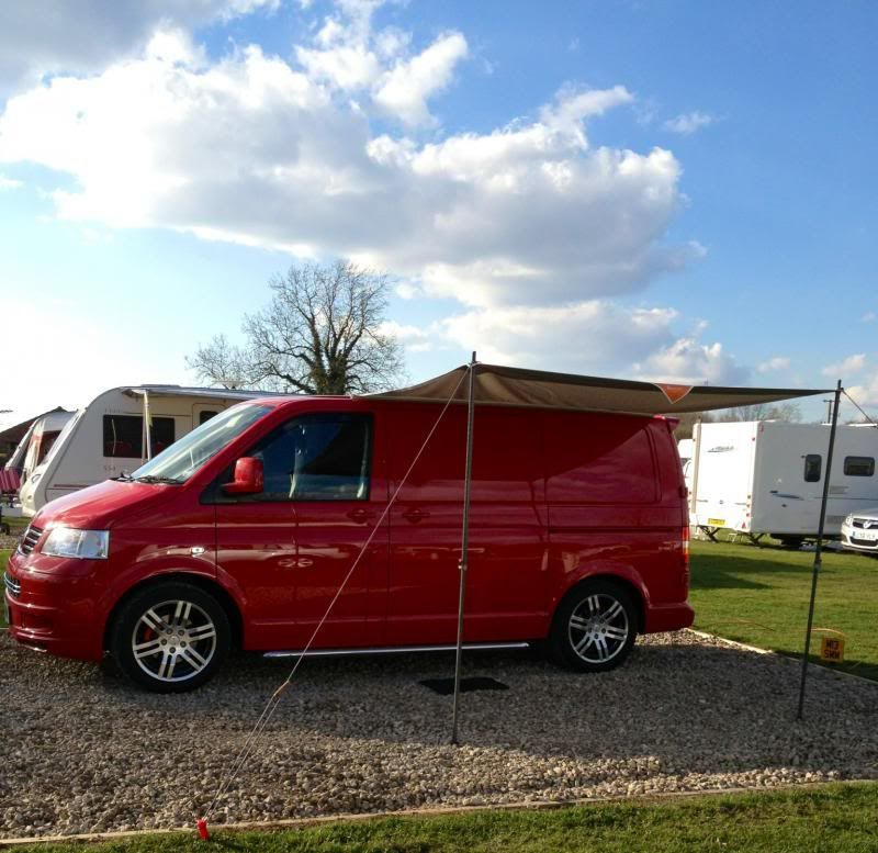My new sun canopy - VW T4 Forum - VW T5 Forum & My new sun canopy - VW T4 Forum - VW T5 Forum | VW Büssli ...