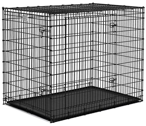 Extra Large Dog Breed Great Dane Heavy Duty Metal Dog Crate