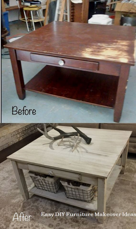 22 Amazing Ways to Turn Old Furniture into New Beautiful Things Through DIY Tricks: 2 an old cabinet into a storage space #diyfurniture