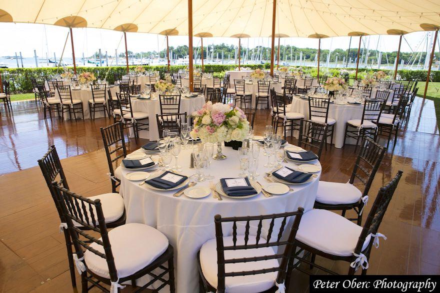 Rye Presbyterian Church And Riverside Yacht Club Wedding