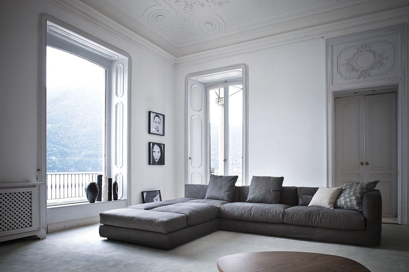 Minimal interior arredamento divani e arredamento casa for Minimal home mobili