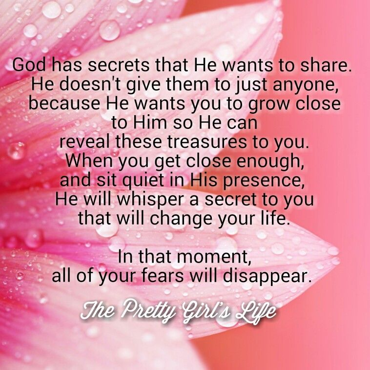 God is waiting on you.
