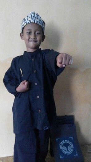 Baju Pangsi Sunda