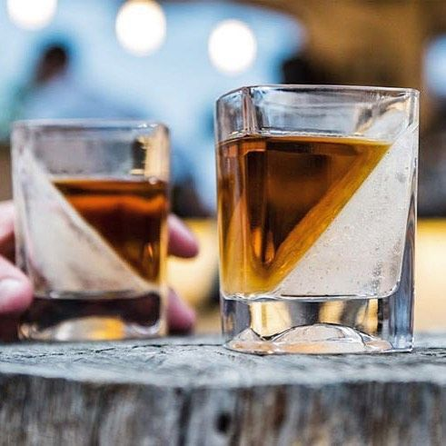 It S Probably Best You End The Weekend With A Sleek Whiskey Wedge