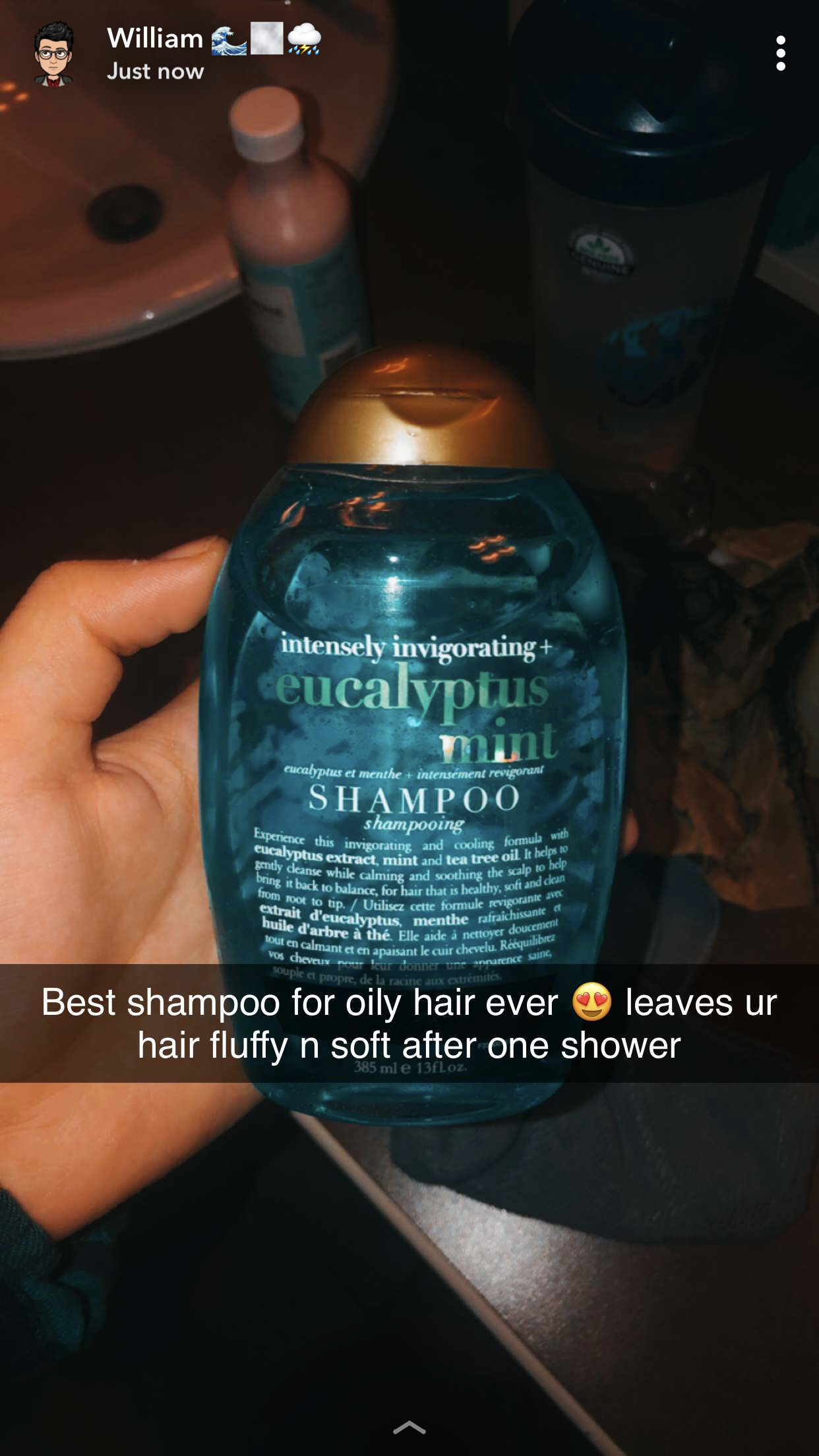 back to balance shampoo