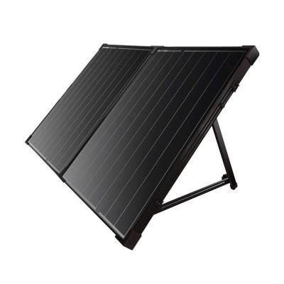 Renogy 100 Watt Monocrystalline Solar Panel Without Charge Controller And Foldable Suitcase Kit In 2020 Solar Panels Portable Solar Panels Monocrystalline Solar Panels