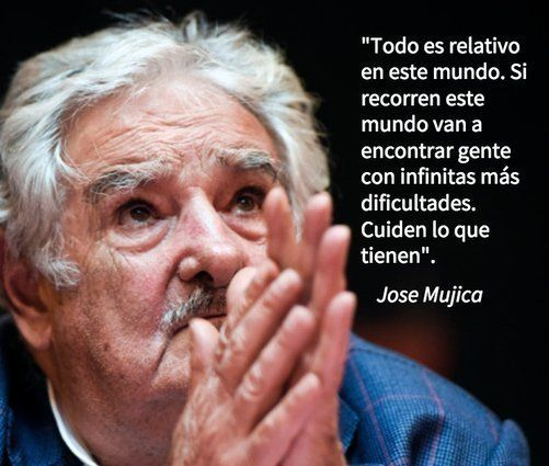 Estas 11 frases de Jose Mujica te harán pensar durante el fin de semana