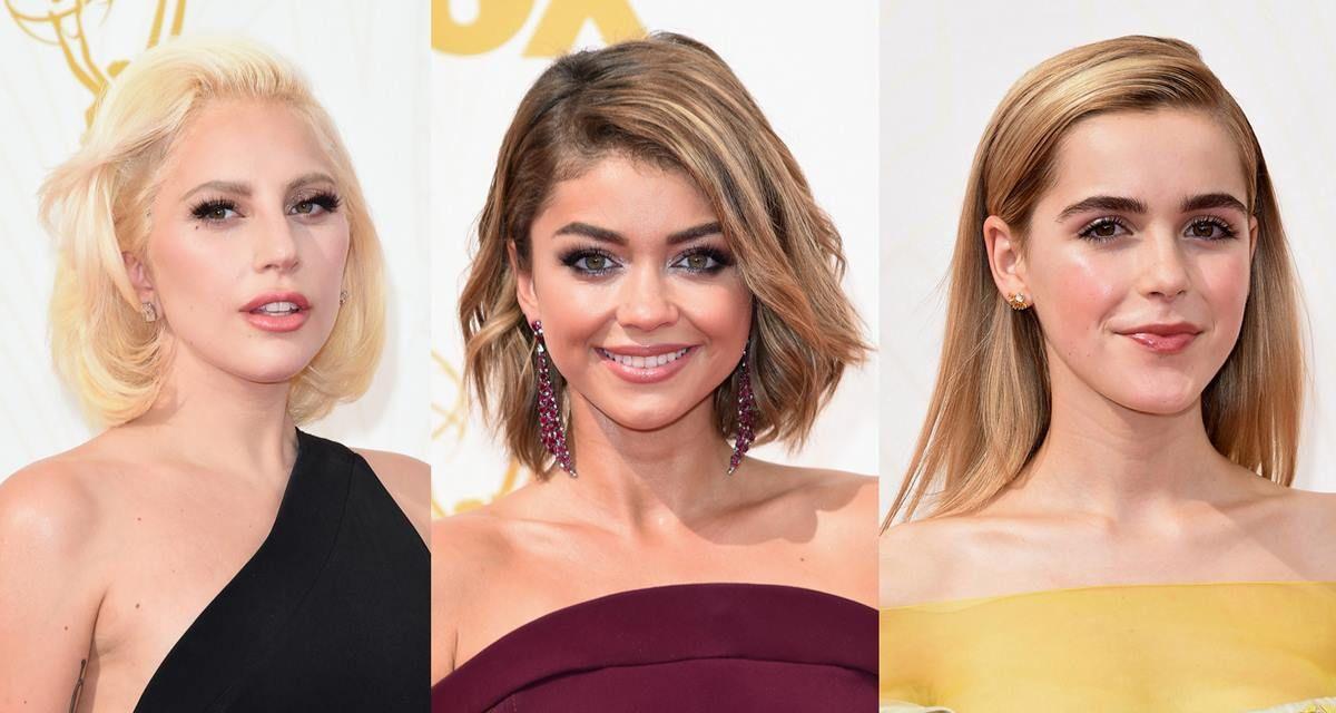 La ciudad de Los Ángeles se vistió anoche de gala para acoger la ceremonia de los #Emmys2015. ¿Quién ha lucido el maquillaje más espectacular de la noche?