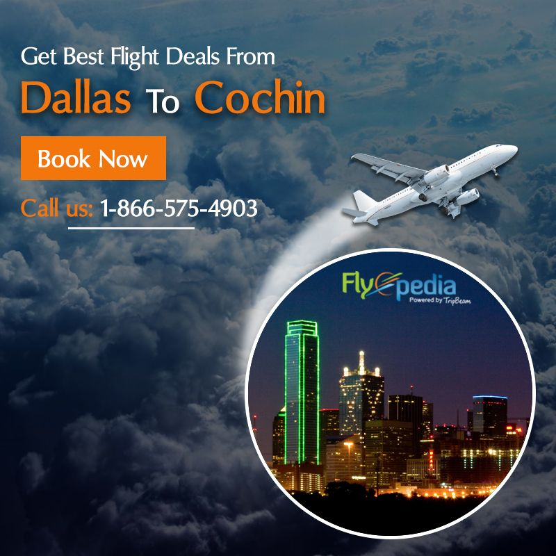 Book Flight Tickets From Usa To Cochin Flyopedia Travel Deal Flight Ticket Book Flight Tickets