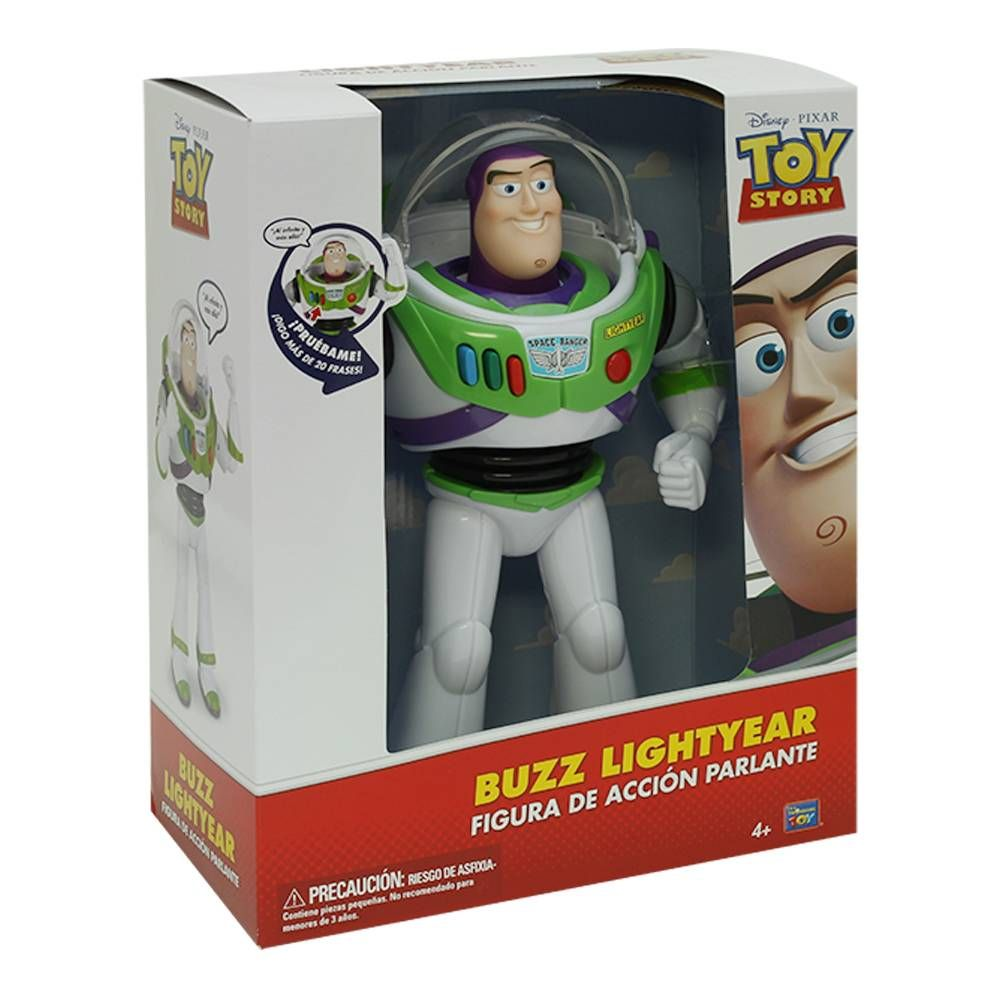 Figura Buzz Lightyear Disney Pixar Toy Story | Pinterest | Buzz ...