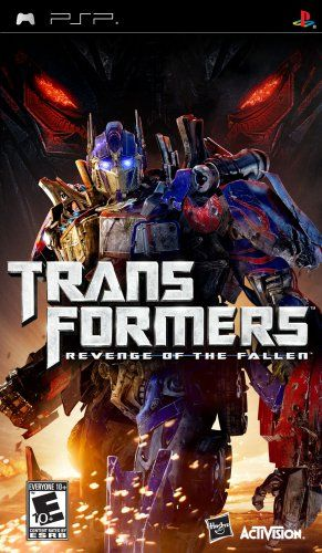 Transformers Revenge Of The Fallen Sony Psp Learn More By