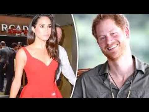 Meghan Markle Said We're  two people who are really  happy ""