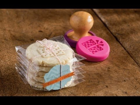 Sweet Pressed Cookie Stamps by Stampin' Up!