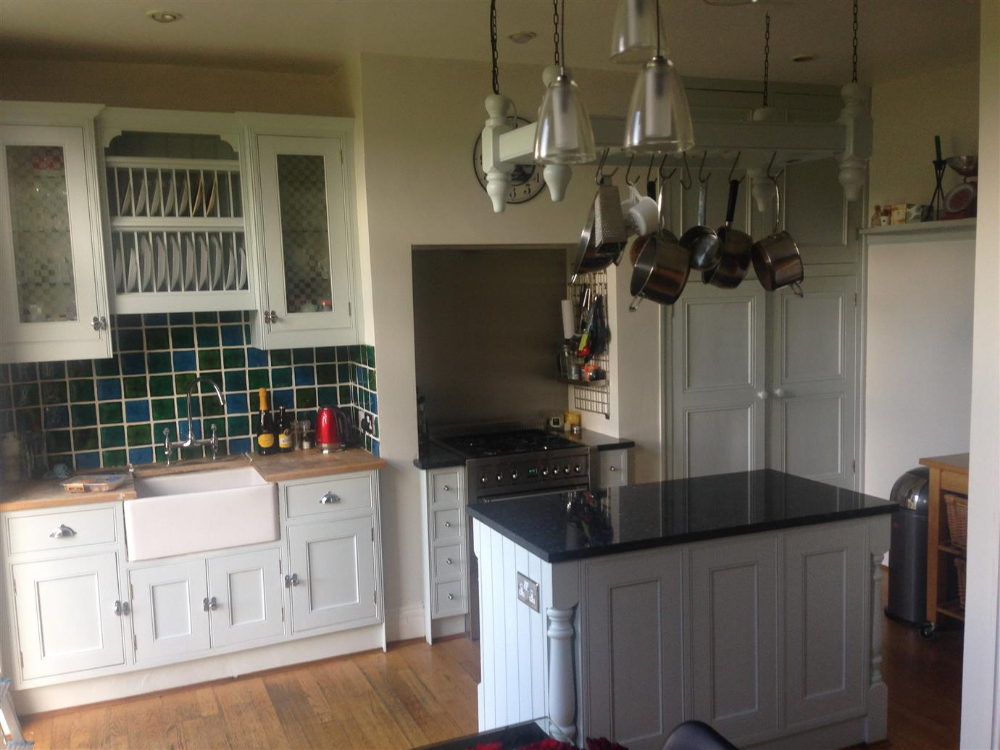 Best Farrow And Ball Borrowed Light Pale Blue Kitchen 640 x 480