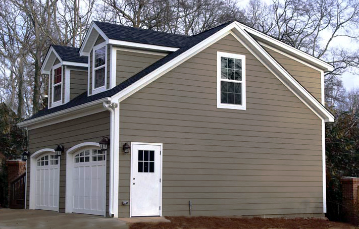 Garage With Dormers Salt Box Style Garage With Dormers Garage Builders Custom Garage Buildings House Without Garage
