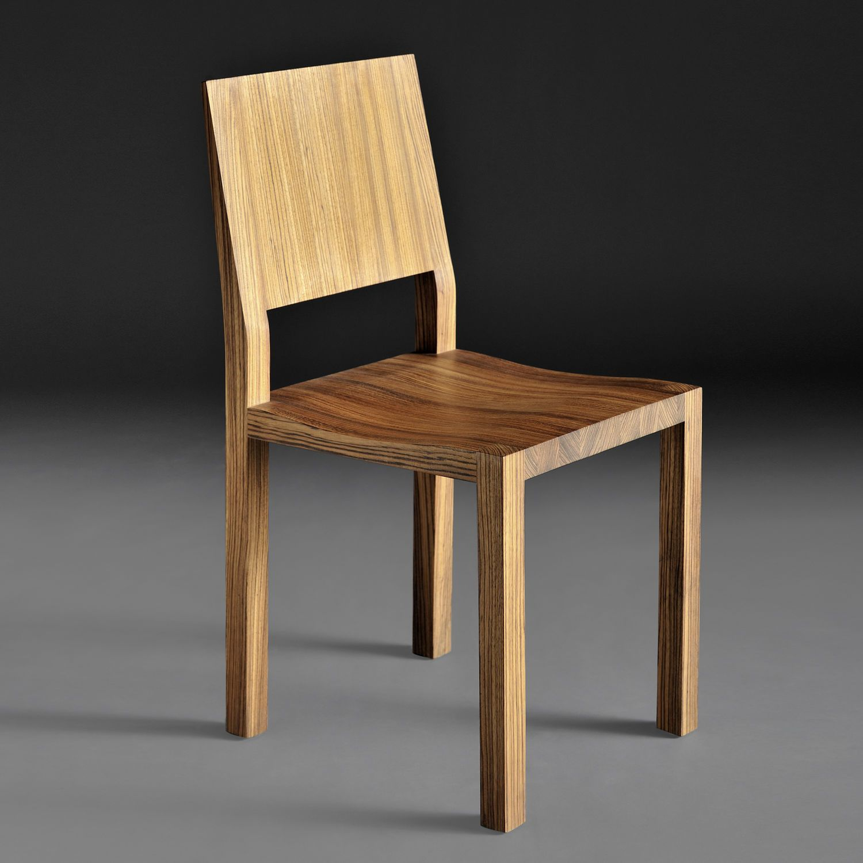 Sillas modernas madera mesa comedor moderna minimalista for Sillas modernas vintage