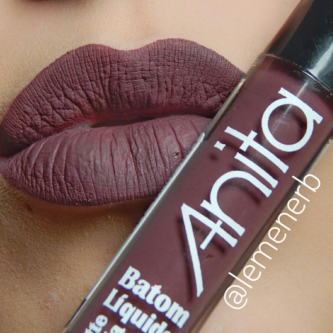 Batom Batommatte Batomroxo Roxo Purple Purplelips Labios Boca Batomanita Lip Lipstick Resenha Girl Make Make Lipstick Liquid Lipstick Lip Liner