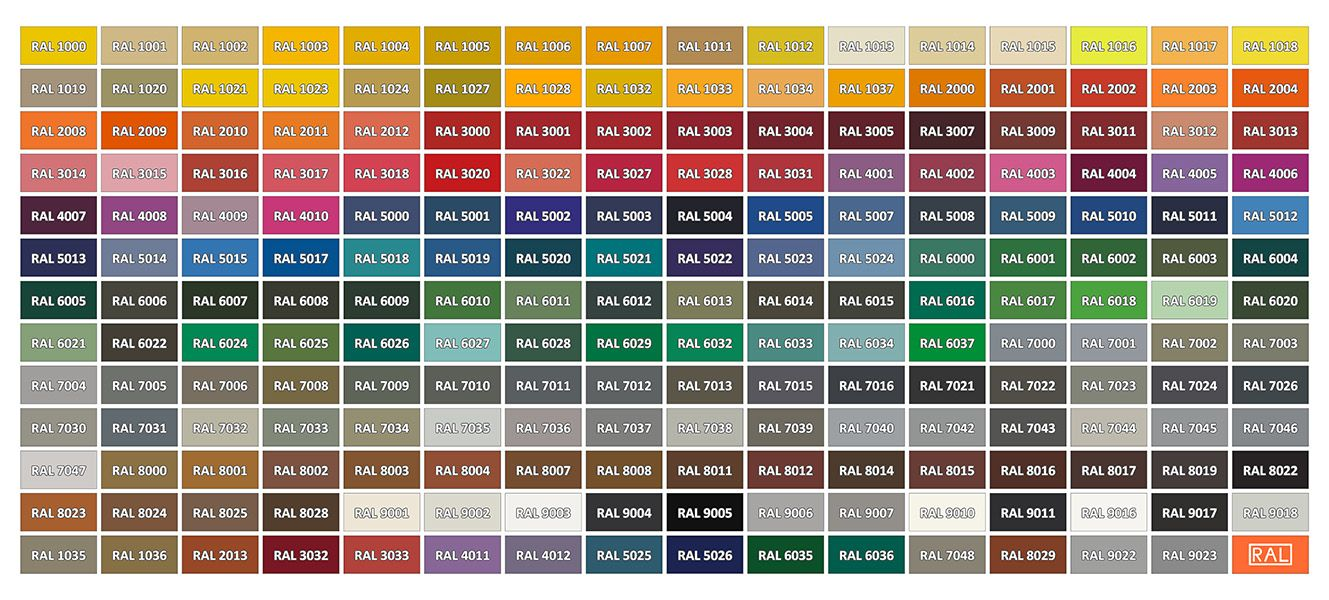Ral Chart  Google Search  Color Charts    Chart