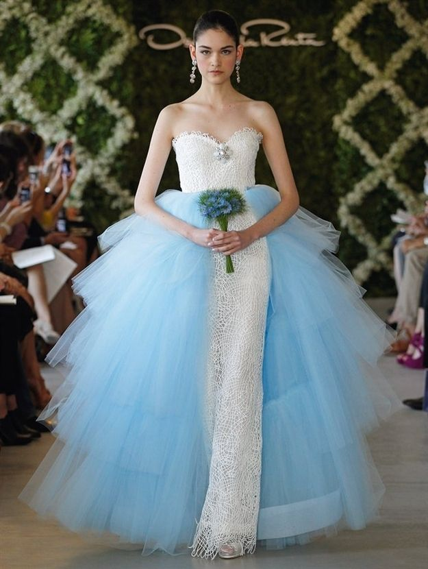 36 Colorful Wedding Gowns That Prove You Don\'t Have To Wear White ...