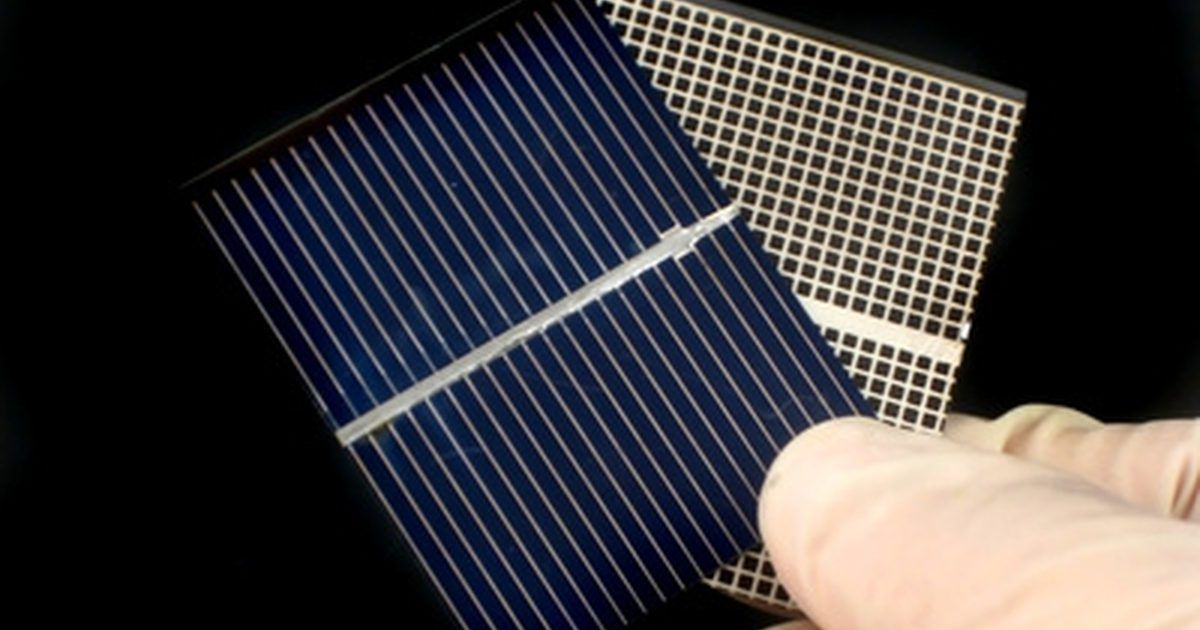Como Construir Una Mini Celda Solar Pequena Celdas Solares Energia Solar Sistema De Energia Solar