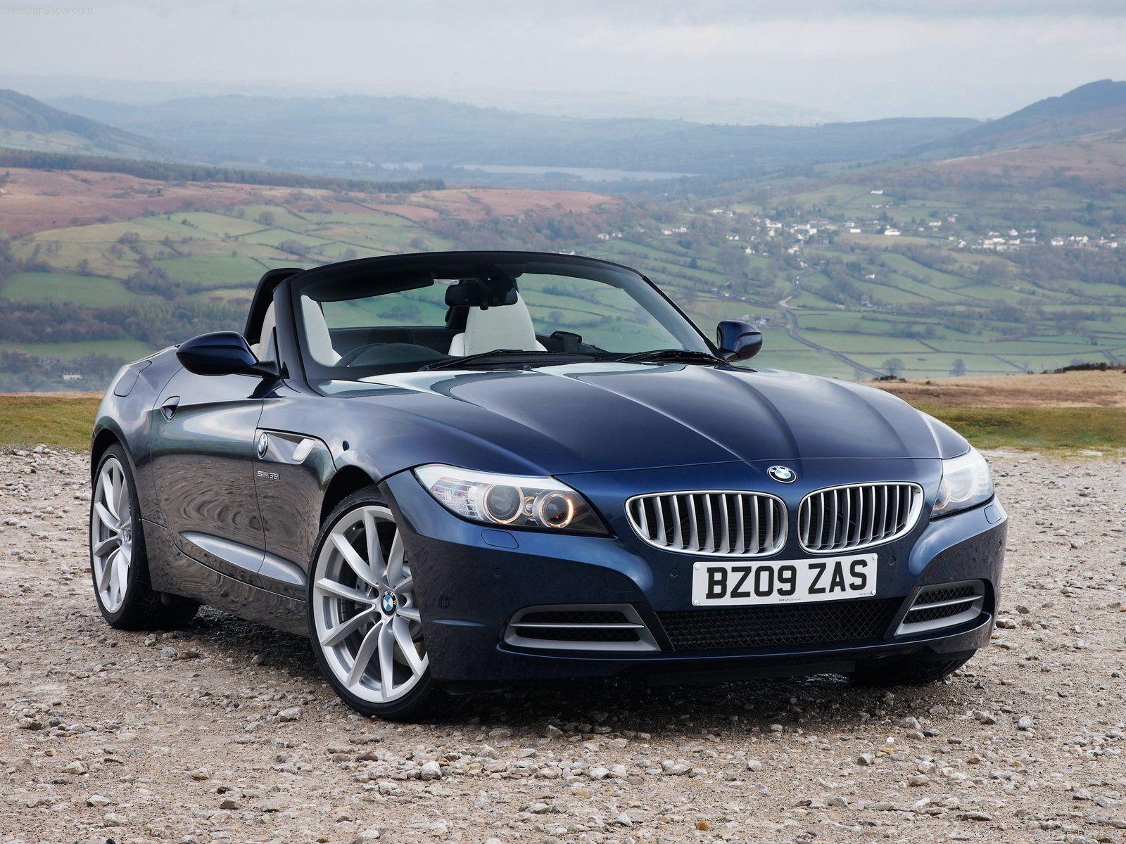 BMW Z4 Belle voiture, Voiture, Cabriolet