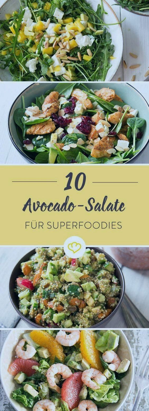 refined avocado salads that are made very quickly15 refined avocado salads that are made very quick
