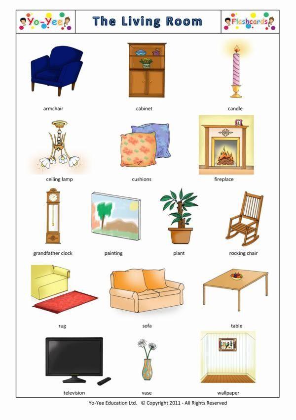 Living Room Furniture Names List Of Living Room Furniture On