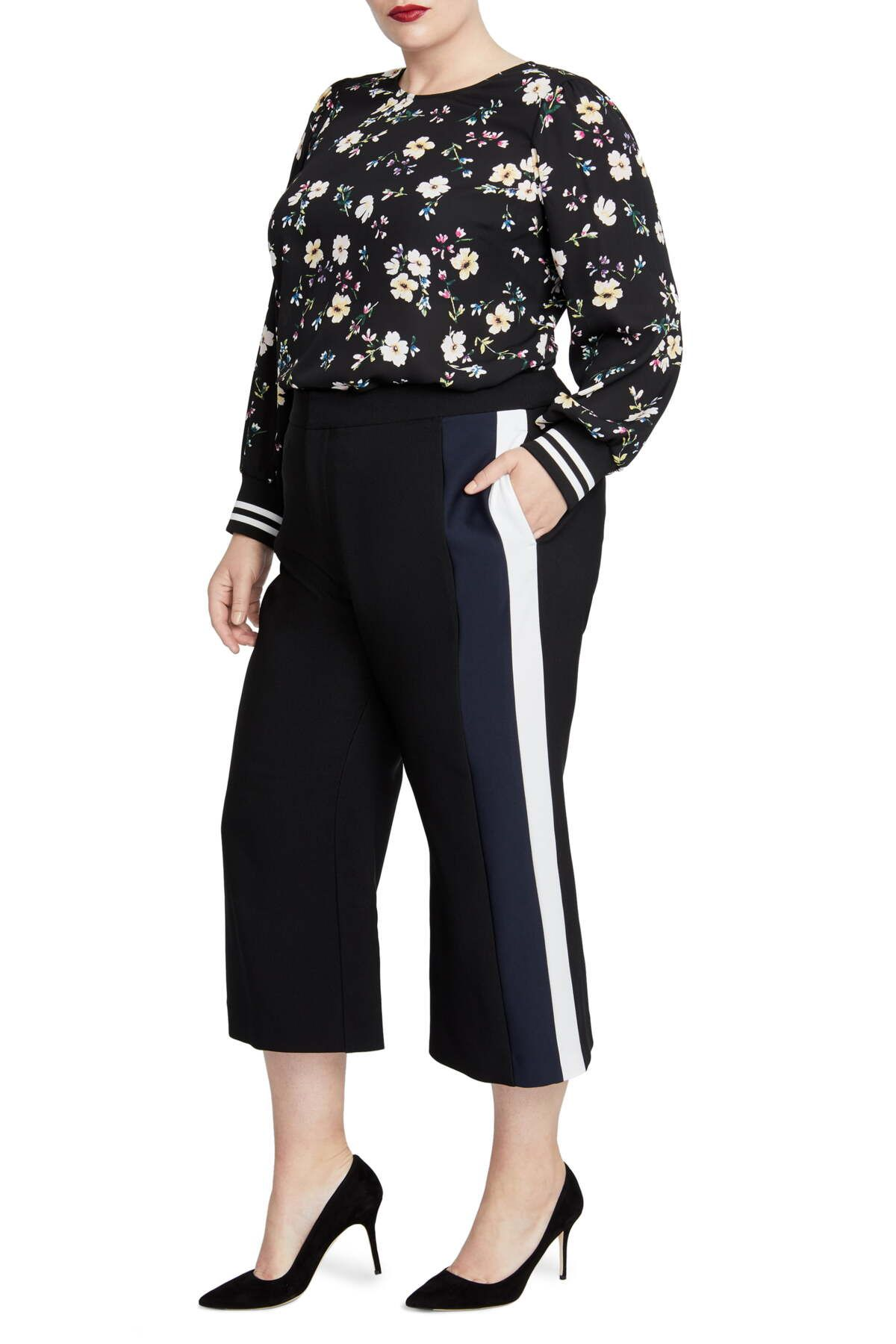 Rachel Roy | Gwen Crop Pants (Plus Size) | Nordstrom Rack #nordstromrack