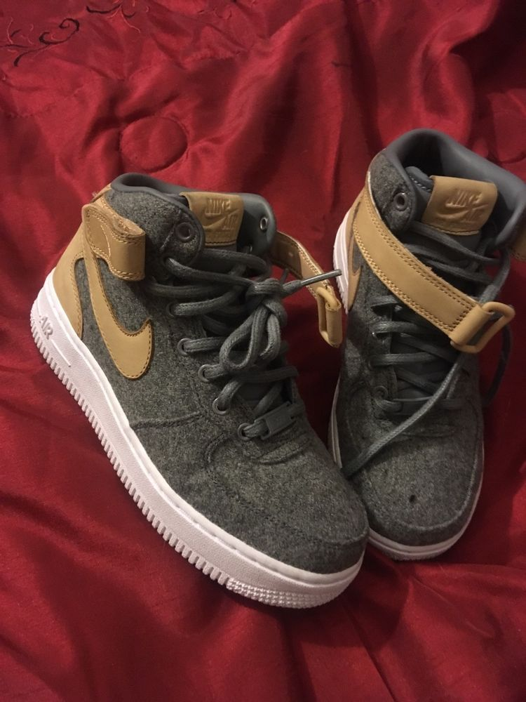 buy popular fede0 80f73 Nike Air Force 1 High Womens Size 5  fashion  clothing  shoes  accessories   womensshoes  athleticshoes (ebay link)