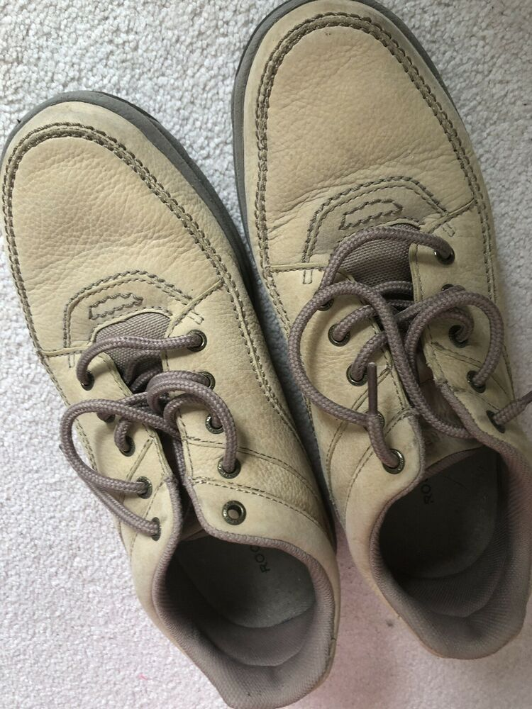 Rockport World Tour Classic Men/'s Leather Oxfords Comfort Casual Walking Shoes
