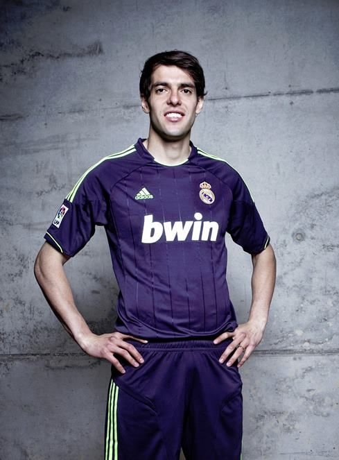 bc6940a42 Official Jersey Real Madrid Away 2012-2013 – Kaka