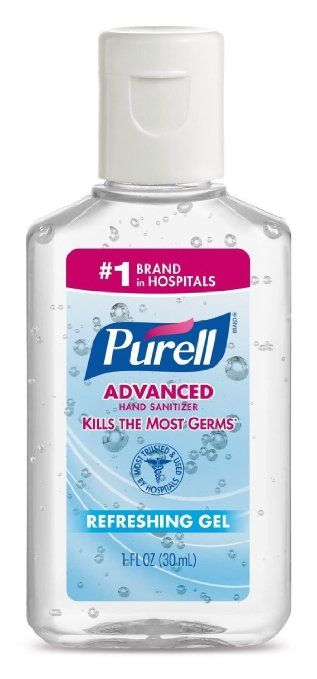 Purell Hand Sanitizer 1 Oz Travel Size 1 Brand In Hospitals