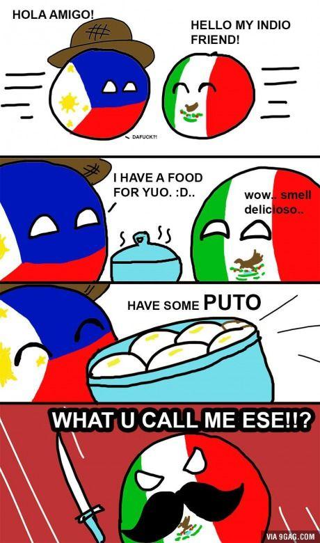 What u call me ese?!