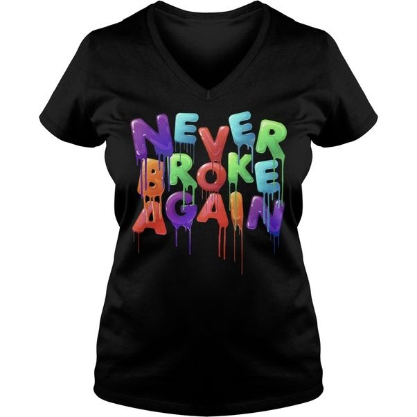 17a5a8f010f Never broke again shirt