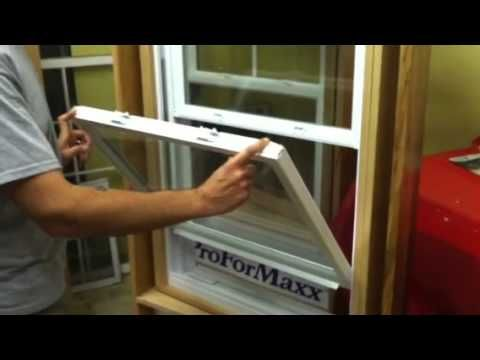 How To Clean Your Vinyl Replacement Windows With Tilt In Feature