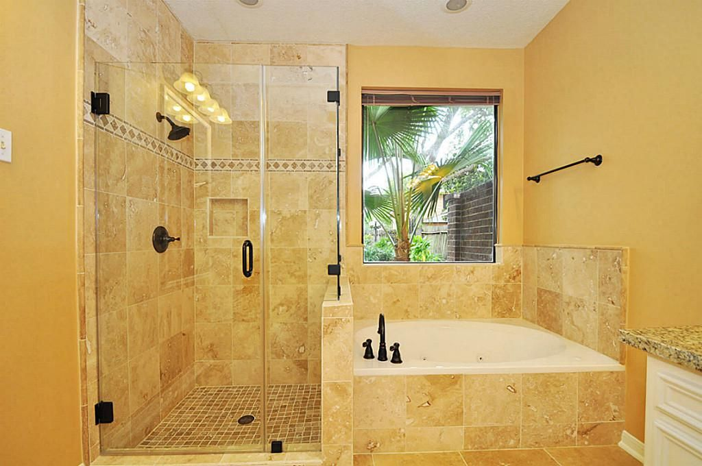 Side By Side Bathtub And Shower Google Search