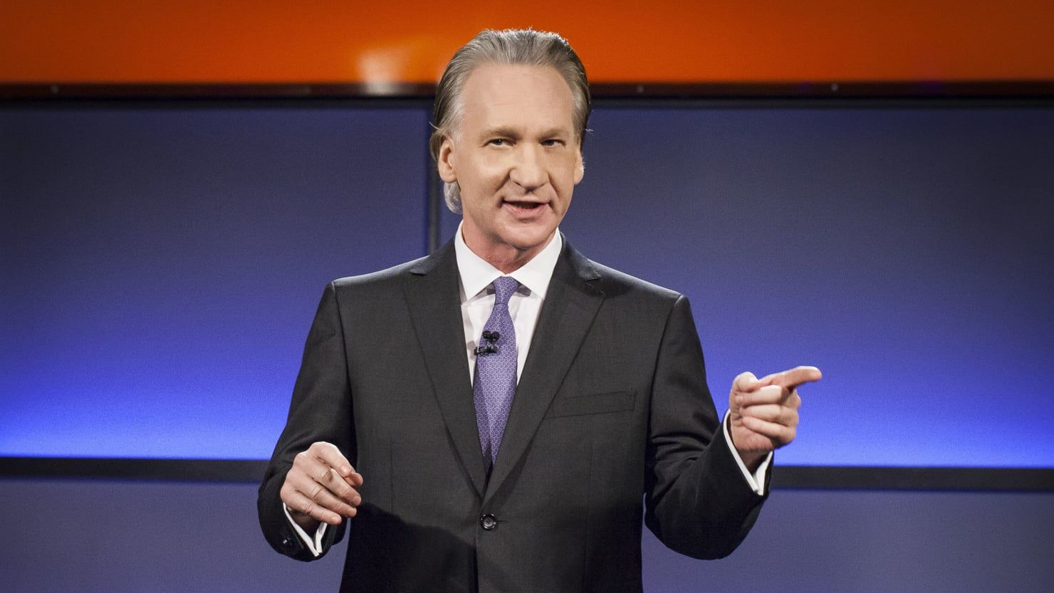 Bill Maher Blames Bill Clinton for Comey Drama: 'Let's Put the Blame Where It Belongs'   2017 may