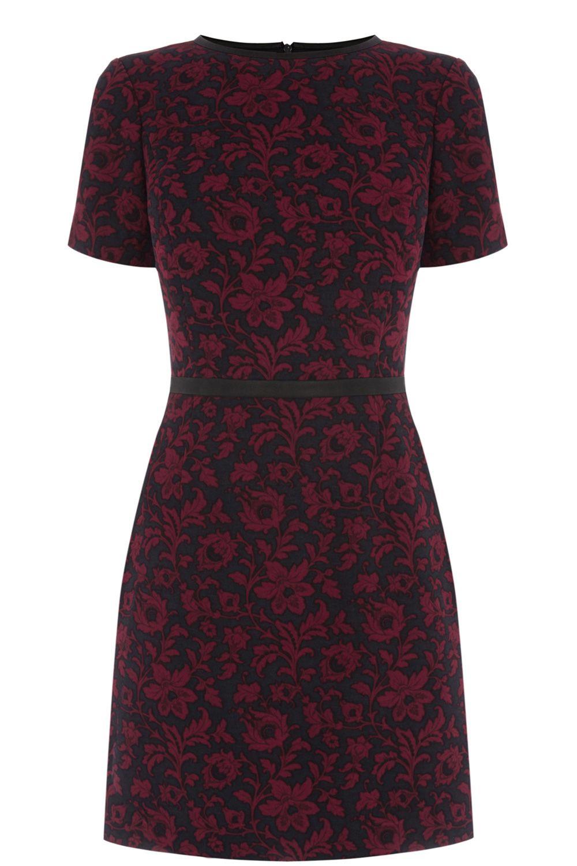 e2b391040f9bc7 Baroque Floral Dress