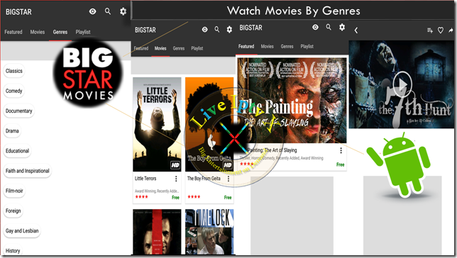 Watch TV Stream Online - Free Movies & TV APK For Android