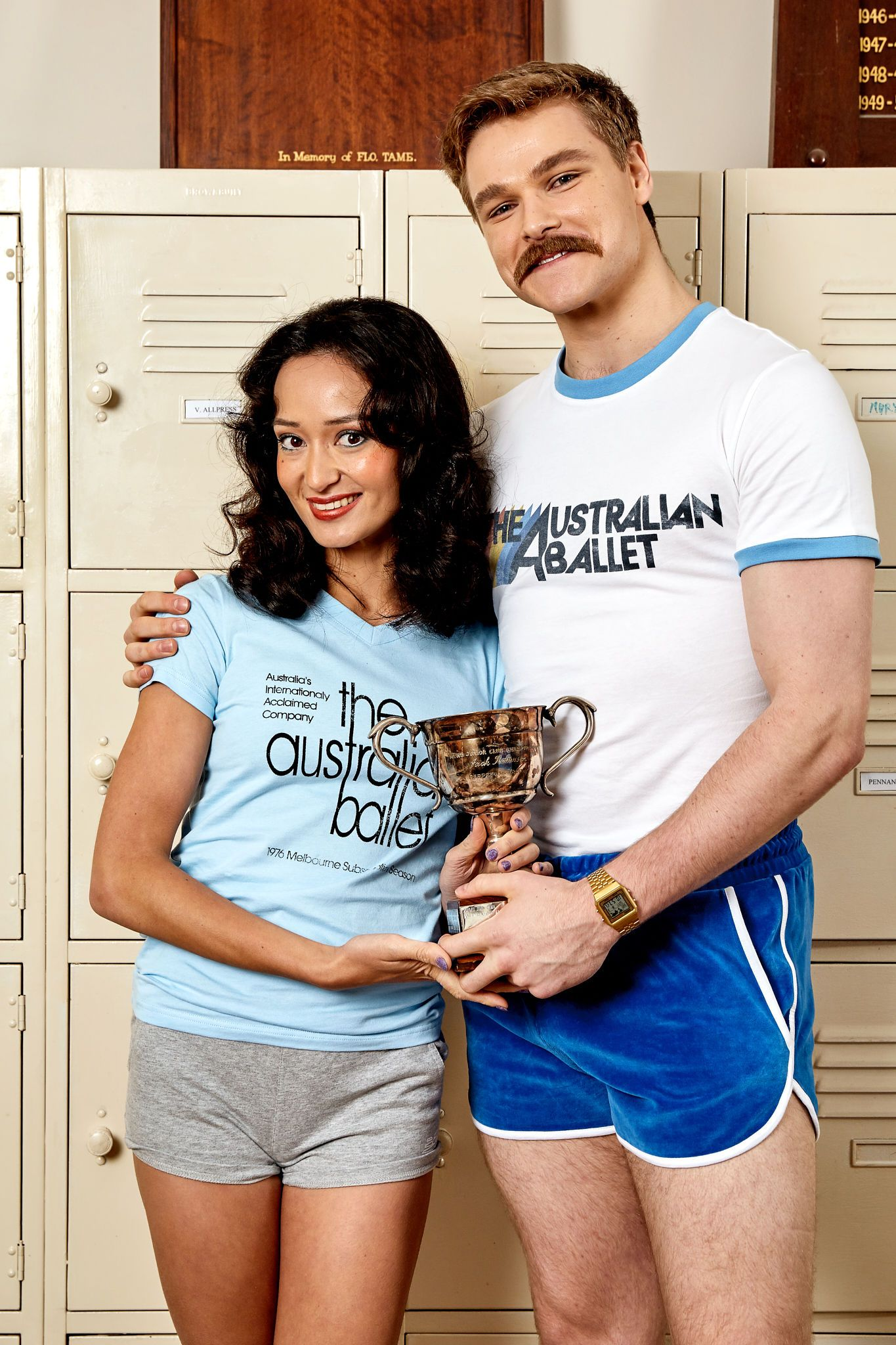 THE AUSTRALIAN BALLET'S VINTAGE TEES in 2020 Ballet